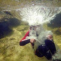 unsere wasserdichten Digitalkameras ermöglichen auch Unterwasserfotos